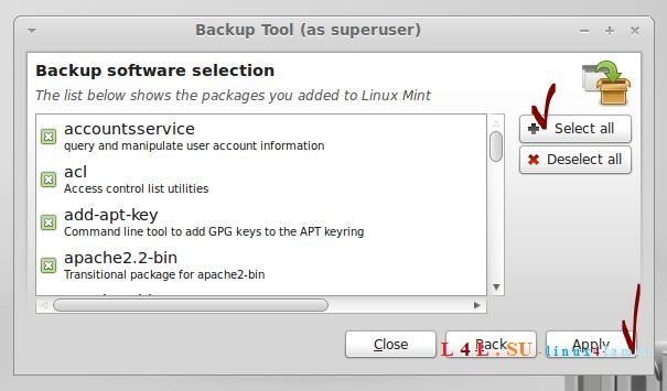 How to reinstall Linux Mint and save all the settings and