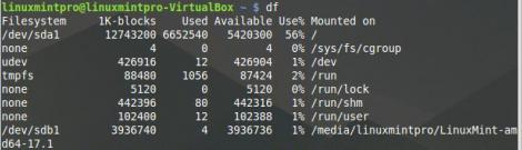 Make a bootable flash drive from an ISO image on Linux Mint using terminal
